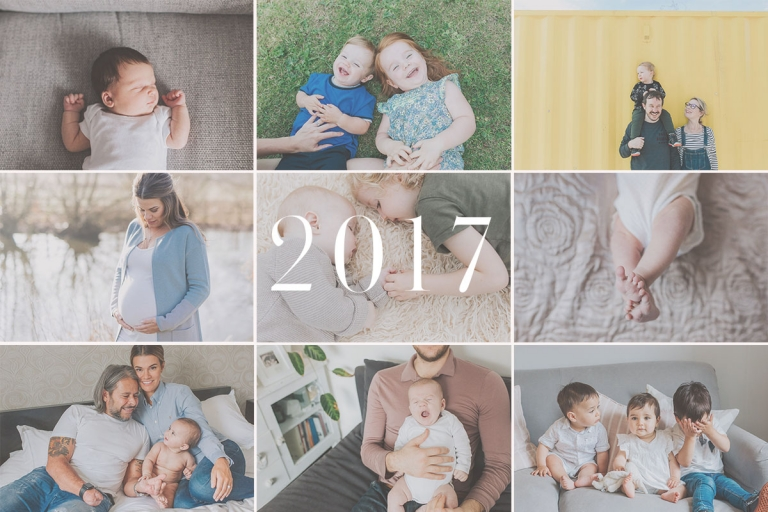 family photographer in leeds | best of 2017 | maternity, newborn, baby and family photography across yorkshire