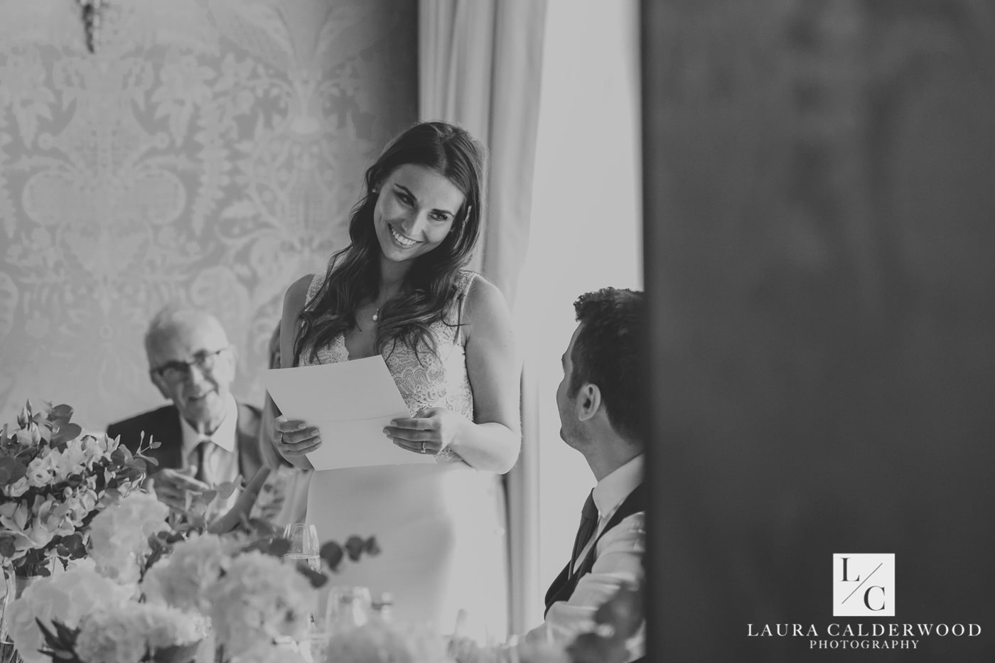 yorkshire wedding photography at bowcliffe hall