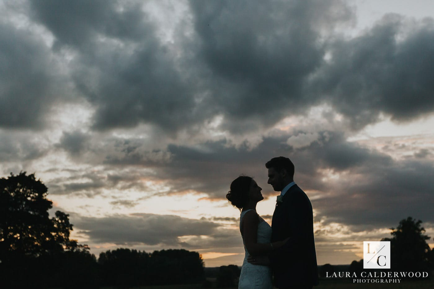 yorkshire wedding photography at newby hall