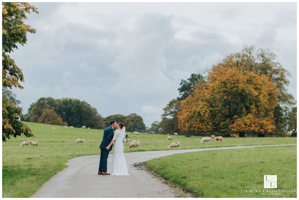 eden wedding broughton hall