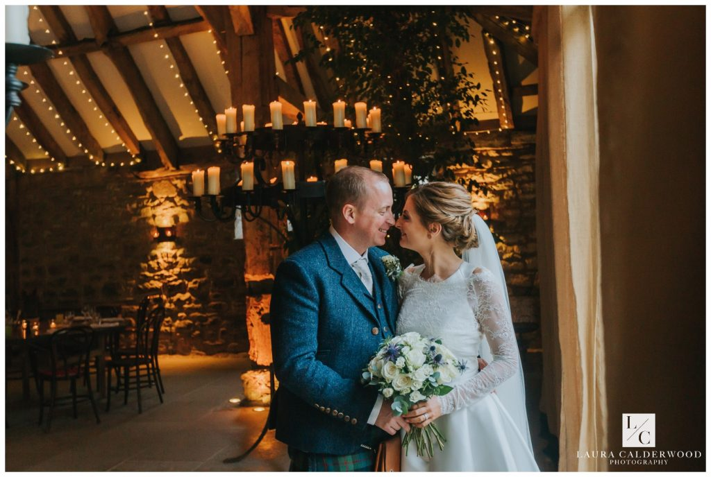 Tithe Barn Wedding Photos
