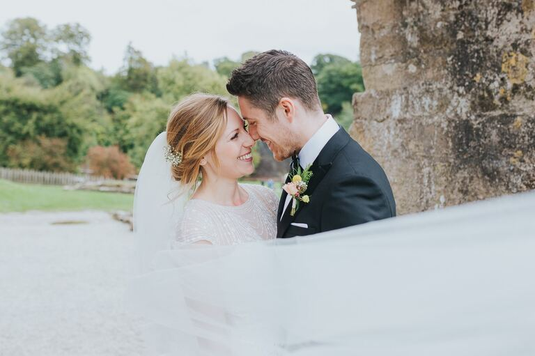 leeds wedding photography at the tithe barn bolton abbey