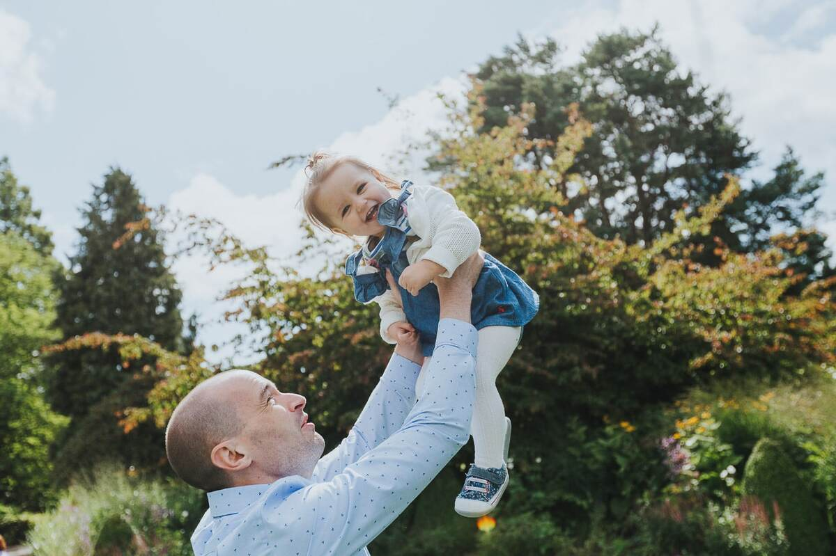 family photography yorkshire harlow carr